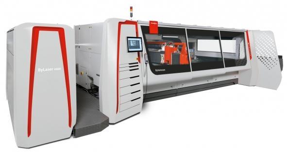 二氧化碳激光技术独具潜能:使用ByAutonom,提升了中厚板的切割效率。