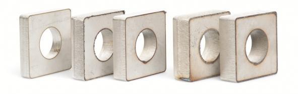 广泛的切割范围:即便是高达25mm厚的不锈钢,ByAutonom也能到达最佳的切割效果。