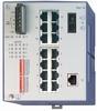 不带网管的卡轨式交换机 RS2-16 1LH SC