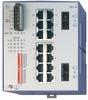 不带网管的卡轨式交换机 RS2-16 1SM SC/1 LH SC