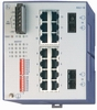 不带网管的卡轨式交换机 RS2-16 2LH SC