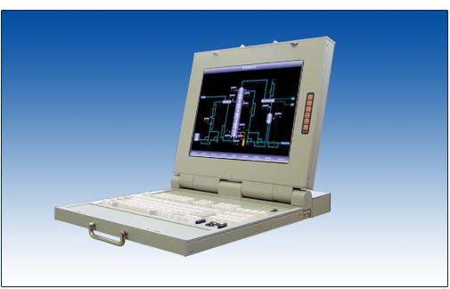 """ACS-3115 15""""LCD超薄KVM控制平台工作站"""