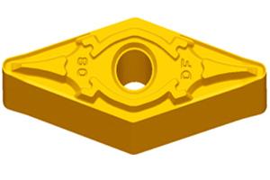 普通车削刀片硬质合金及金陶刀片 负角刀片  V型刀片 VNMG-DF