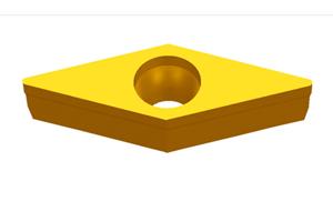 普通车削刀片 硬质合金及金陶刀片 正角刀片 V型刀片VBMW