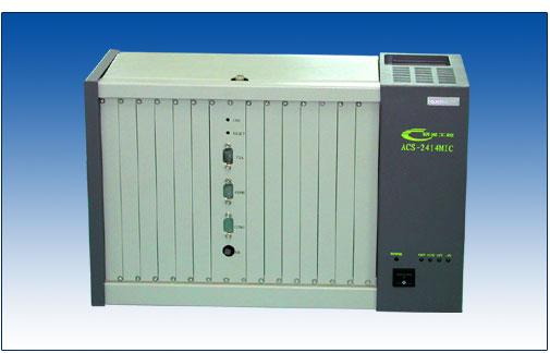 ACS-2400Mic 4U前插式全ISA槽工业级机箱