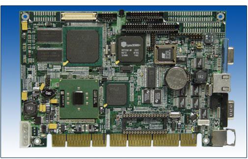 ACS-6267AVE 超低功耗Celeron PISA全功能半长卡
