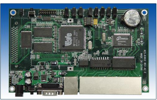 ACS-6301E RISC嵌入式多网口主板