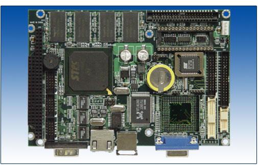 ACS-6341VE STPC 5X86嵌入式主板