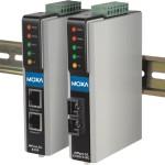 NPort IA5150/5250 系列 1/2口工业级串口设备联网服务器