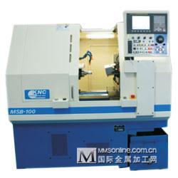 小型精密CNC多头螺纹车MSB-100(日本原装)