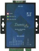 TCC-100/100I  隔离型 RS-232与RS-422/485 双向转换器