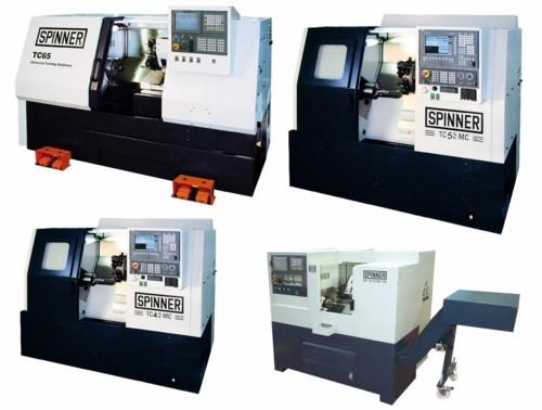 TC32-MC 高精度通用CNC车床
