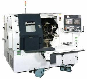 TS66H -MC 高效高精密CNC车床