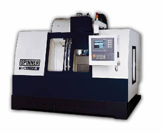 MVC1300B/MVC1600B 高精密加工中心