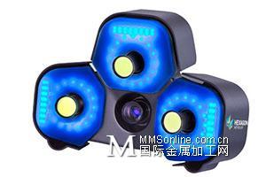 WLS qFLASH紧凑型蓝光拍照式测量系统