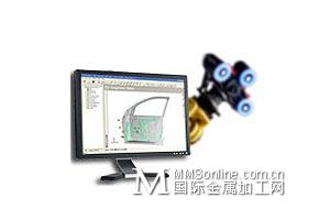 CoreView蓝光拍照测量软件系统