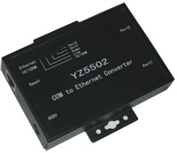 YZ5502串口服务器