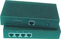 YZ5504串口服务器