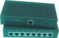 YZ5508串口服务器