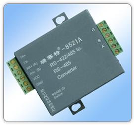 8521A(带地址的RS-422/485 隔离转换器)