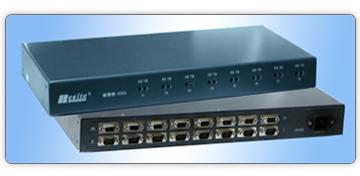 8508A(集成8路三线高速RS-232隔离器)