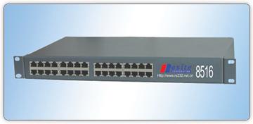 8516(集成的16路RS-232隔离器)