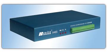 8485(集成的8路RS485隔离集线器)