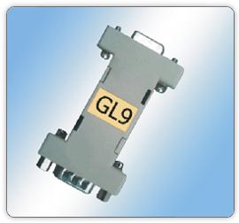 GL9(9孔转9针,隔离TXD,RXD)隔离器