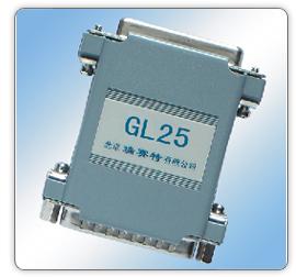GL25(25孔转25针,隔离TXD,RXD)隔离器