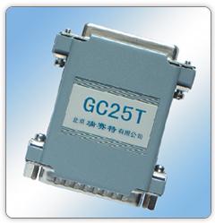 GC-25T(25孔转25针,隔离远传TXD,RXD)长线隔离器