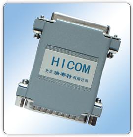 HICOM(25针转25孔)长线隔离器