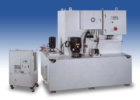FC-300  全自动高精密油冷却过滤设备