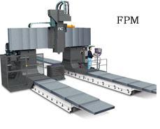 FPM   动柱式龙门加工中心