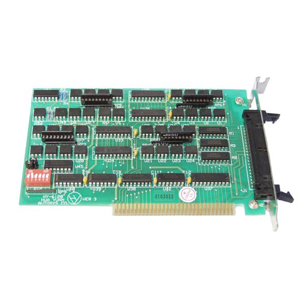 HY—6120 隔离型数字量输入输出板