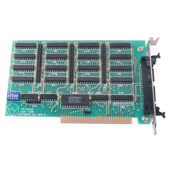 HY—6160 数字量输入输出板