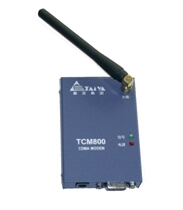 TCM810/TGM810 CDMA/GPRS无线MODEM