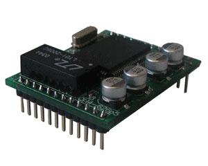 NC20E串口设备联网服务器嵌入式模块