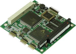 CTR-1475 PC/104+ MPEG-4视频压缩器