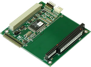 INT-1462PC/104+ 4通道输入视频采集模块