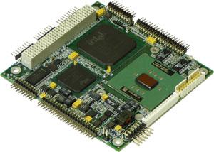 CPU-1851  PCI-104赛扬 400Mhz嵌入式模块