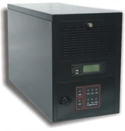 PCH-6806L 6槽带LCM监控模组工业机箱