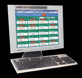 XMHR—01数据采集显示记录系统