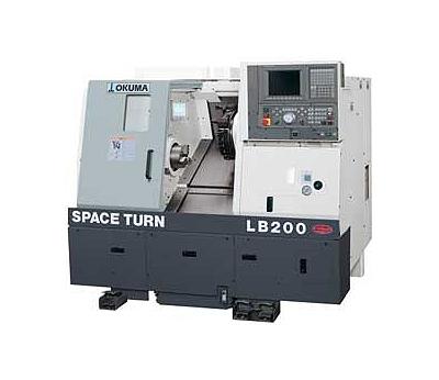 SPACE TURN LB200CNC车床