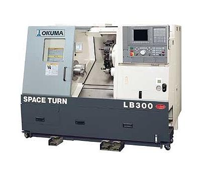 SPACE TURN LB300 CNC车床