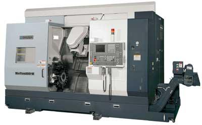 MACTURN250  CNC车床