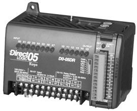 DL05系列PLC可编程控制器