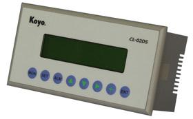 CL-02/04DS汉字式液晶显示设定单元
