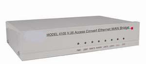 HX4105 V.35/10Base-T以太网桥