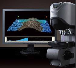 VK-X100/X200系列形状测量激光显微系统