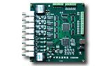 USB2088 10-100M同步数据采集卡